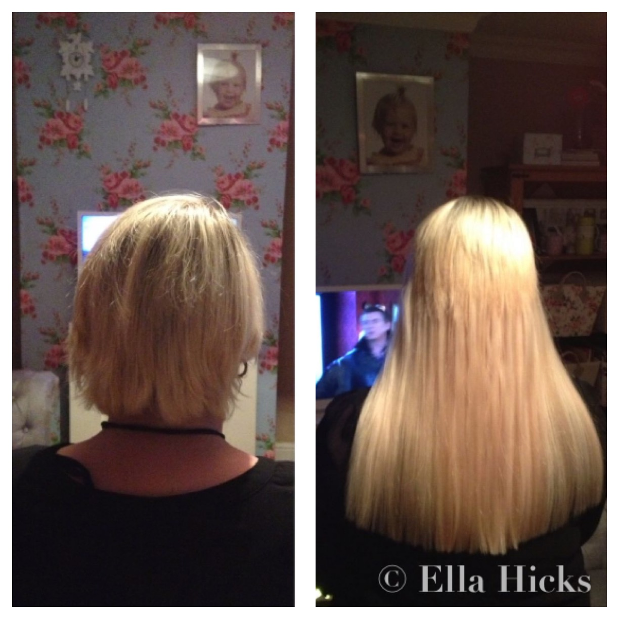 Hair Extensions From Short To Long Choice Image Hair Extensions