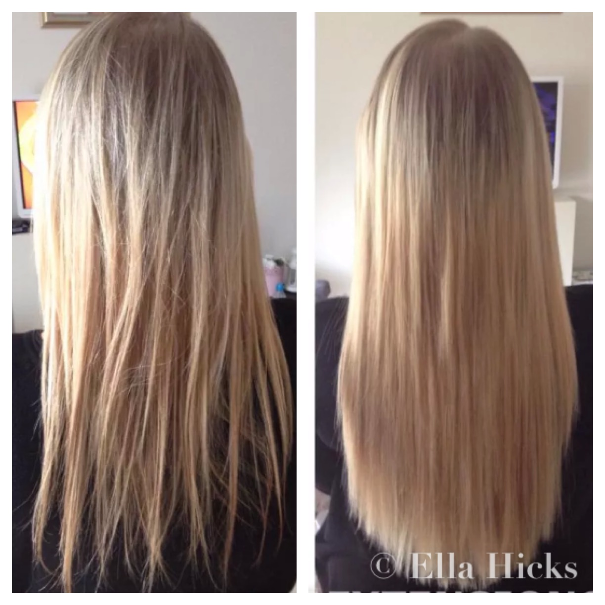 Hair Extensions For Thickness Human Hair Extensions
