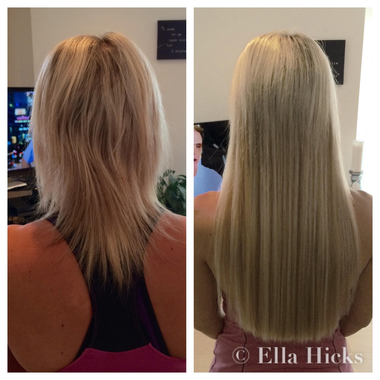 Really Cheap Blonde Hair Extensions Remy Hair Review