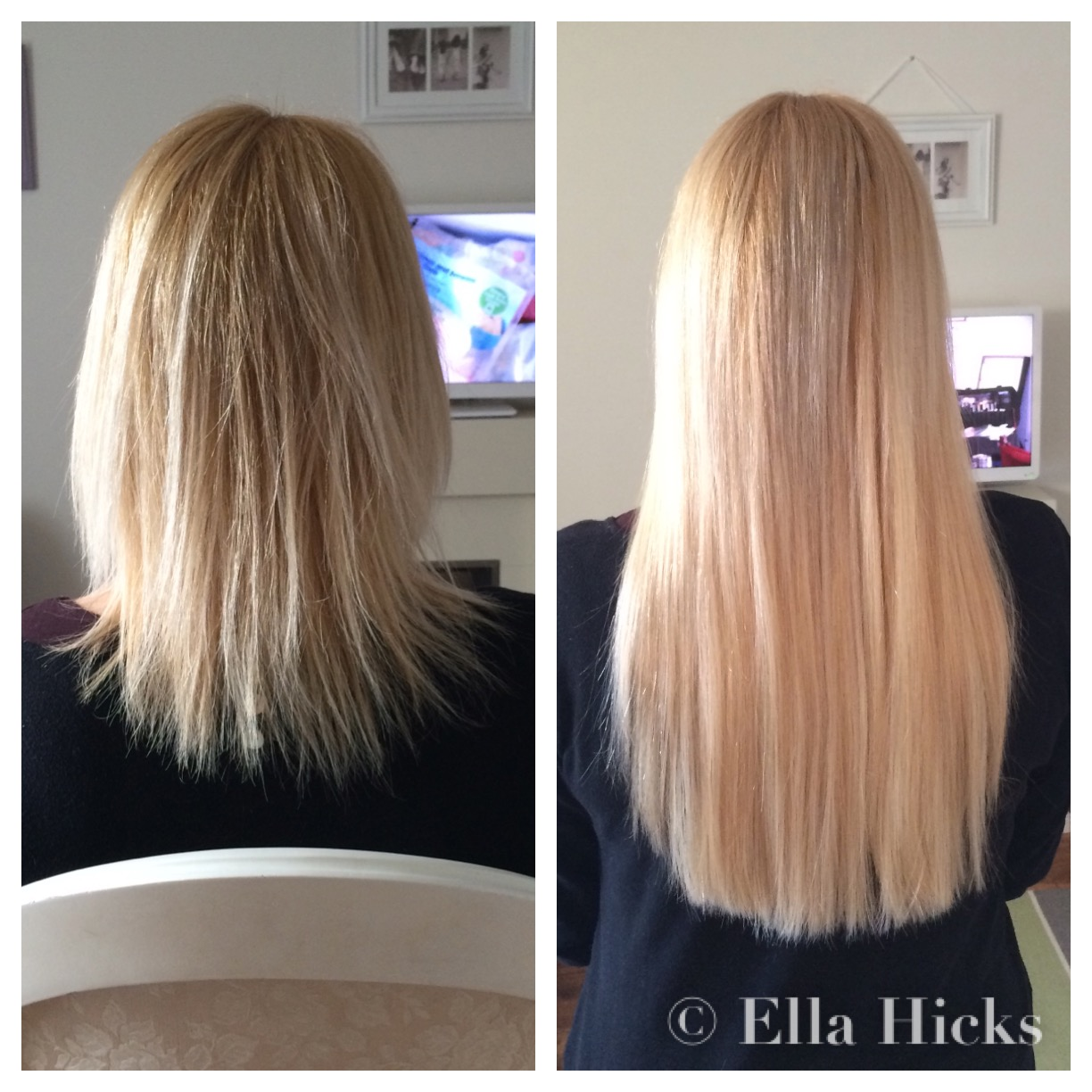 Ella hicks hair extensions portfolio warm blonde hair extensions pmusecretfo Image collections